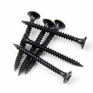 High quality galvanized drywall screw for metal...