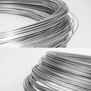 Galvanized iron wire hot dipped galvanized wire Electro galvanized iron wire