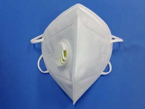Face mask KN95 head-mounted