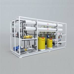 RO Seawater Desalination Machine