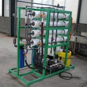 Small Size Seawtater Desalination Machine