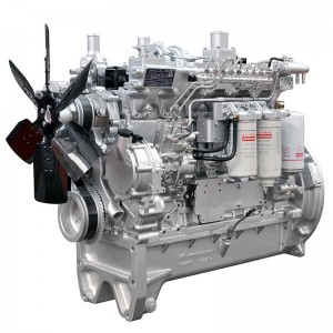 Factory wholesale Construction Diesel Engines - power generation engines-150KW-LR6M3LR-DA – YTO POWER