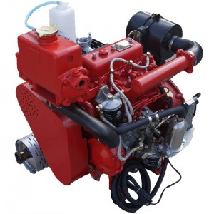 fire&water pump engines-24KW-YD385