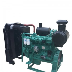 China Four Stroke Engine Suppliers - power generation engines-138KW-LR6B3L-D – YTO POWER