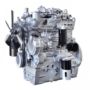 power generation engines-110KW-LR4M3LR-D