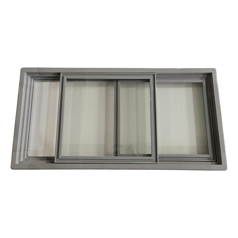 Flat Chest Freezer Glass Door