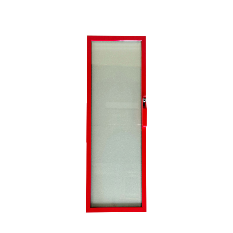 Upright Beverage Cooler Glass Door