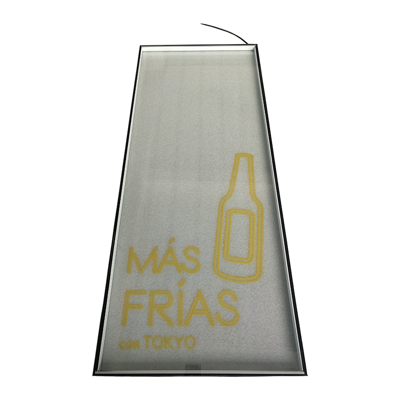 Silk Screen Printing Insulated Glass