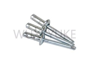 China New Product Flat Head Metric Threaded Blind Rivet Nut - Structural Blind Rivet Hemlock Structural Blind Rivet – Yuke