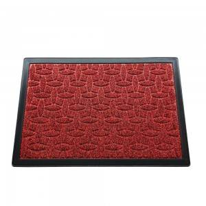 Yiwu Clocks Market -   Add to CompareShare Best Supplier Wholesale Doormat Entrance Cheap Carpet rubber Door Mat  – Yunis
