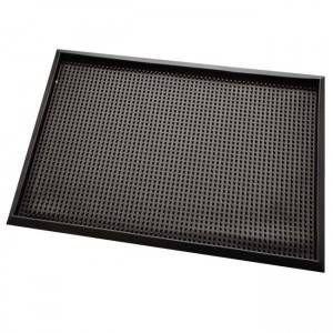 shoes feet boots sanitizing disinfection doormats tray pvc floor mats for sanitizer using