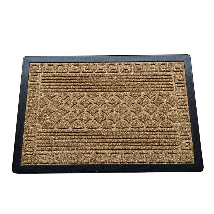 High quality PPE Polystyrene Mat , Grass Lawn Multi Color Door Mat Featured Image