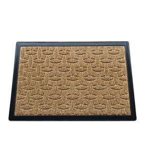 Add to CompareShare Best Supplier Wholesale Doormat Entrance Cheap Carpet rubber Door Mat