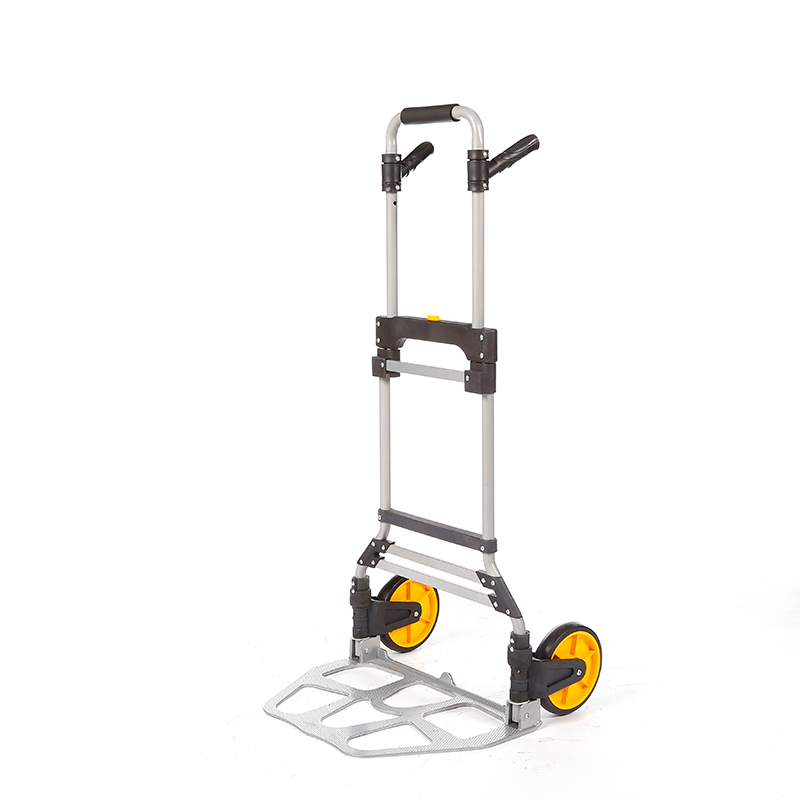 Folding luggage trolley DX3012 Featured Image