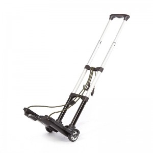 Folding luggage trolley DX3015