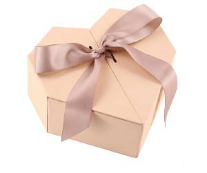 Special paper noodles with bowknot exquisite paper bag gift box set