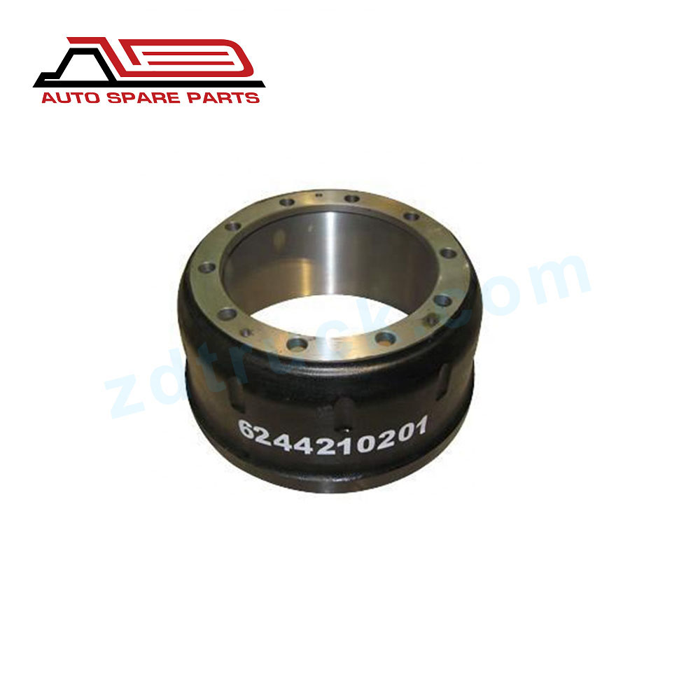 Factory Wholesale For Benz Brake Drum OEM 6244210201