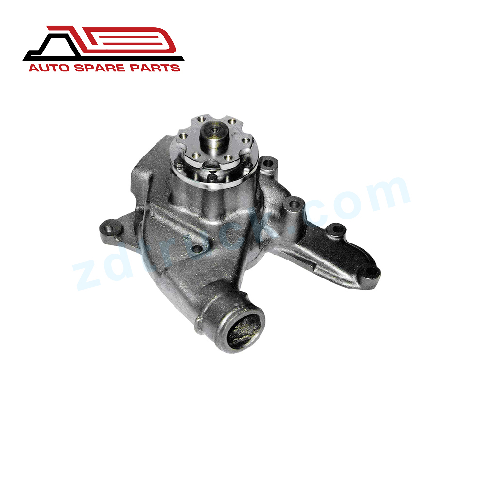 3522002001 3522000203 3522001501 Truck parts Cooling System Aftermarket Aluminum Truck Water Pump For Mercedes Benz