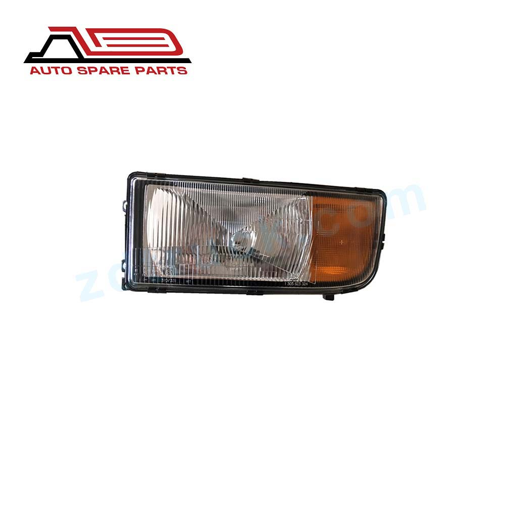 MB Actros MP1 truck head lamp auto body parts car head light 9418205361