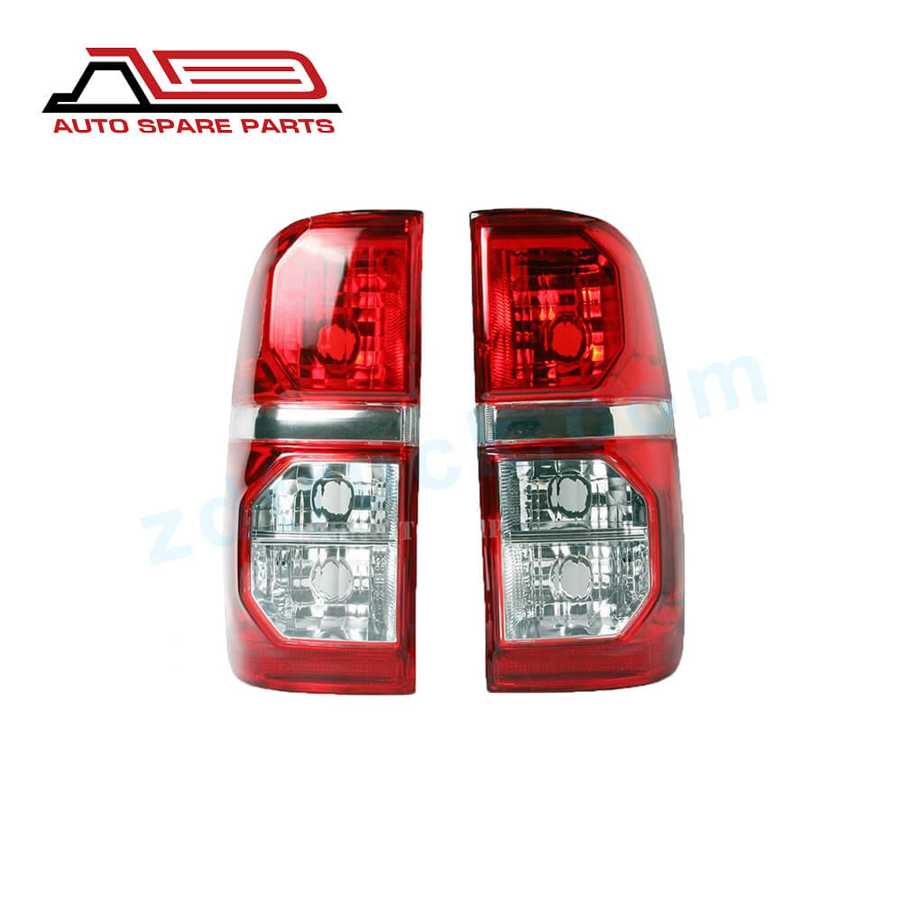 Toyota Hilux tail lamp L:81561-OK150 ,81560-OK150   R:81551-OK140 ,81551-OK180  tail lamp
