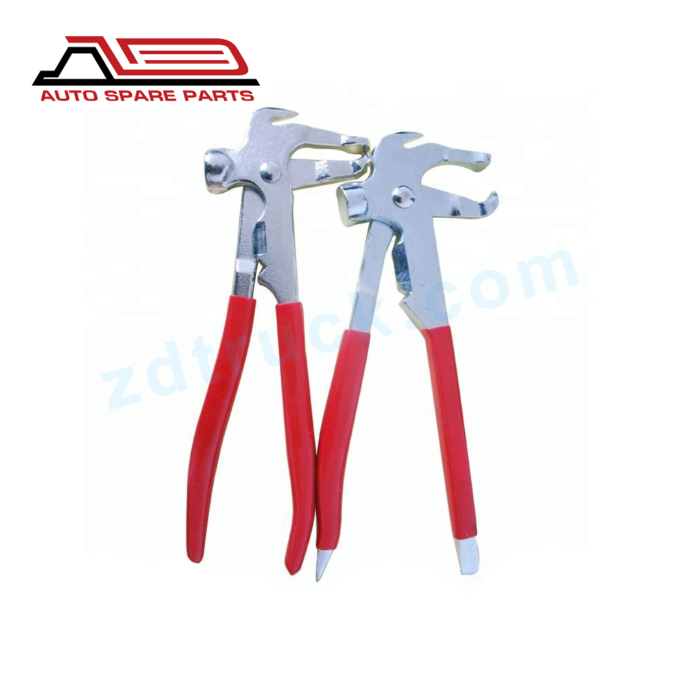 Car Wheel Weight Plier Hammer For Tyre Repair Pliers in stock