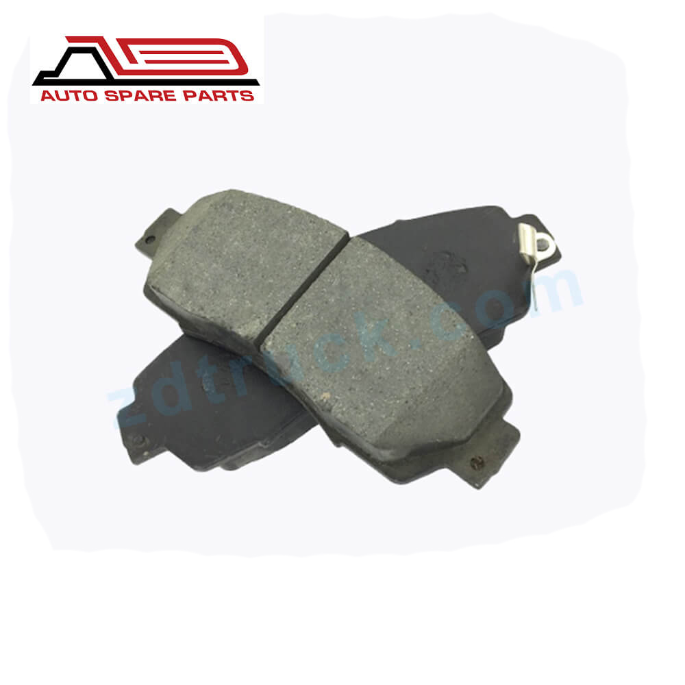 SUZUKI (CHANGHE) LIANA Hatchback  brake pad  L554010