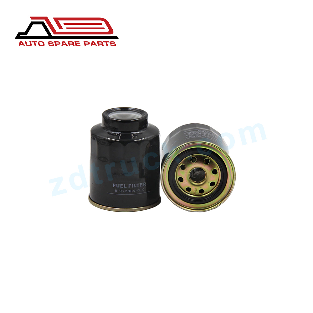 High quality fuel filter for OE Number 8-97288947-0