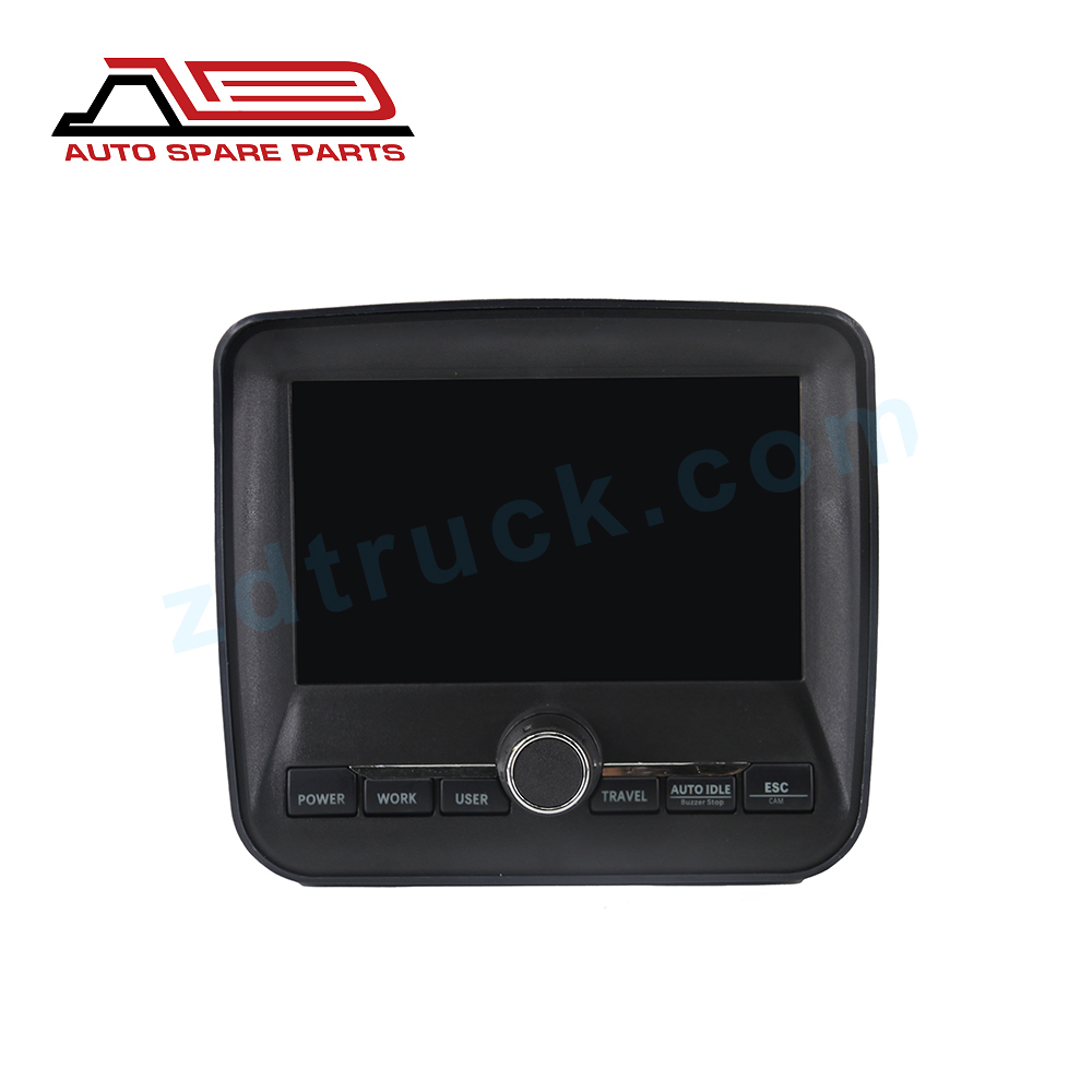 21Q6-33400 21Q6-33401 21Q6-30400 Clutster assy Monitor Display panel for Hyundai R220-9S R330-9S R220-9 R330-9 Excavator spare