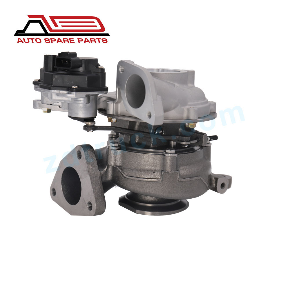 CT16 V.E 17201-11080 Hilux D4D Prado D4D Fortuner D4D Engine 1GD-FTV Turbocharger