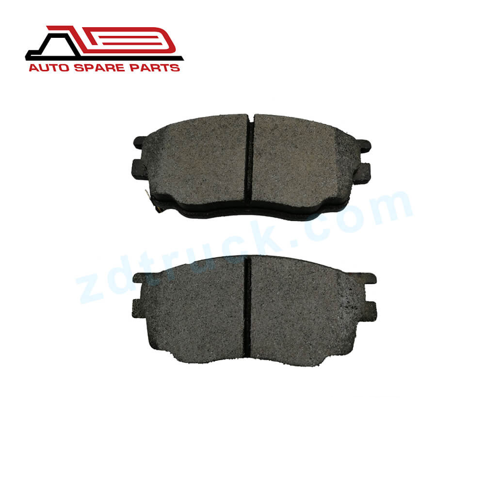 Hot selling auto brake parts 1718023 disc Brake Pad for Ford