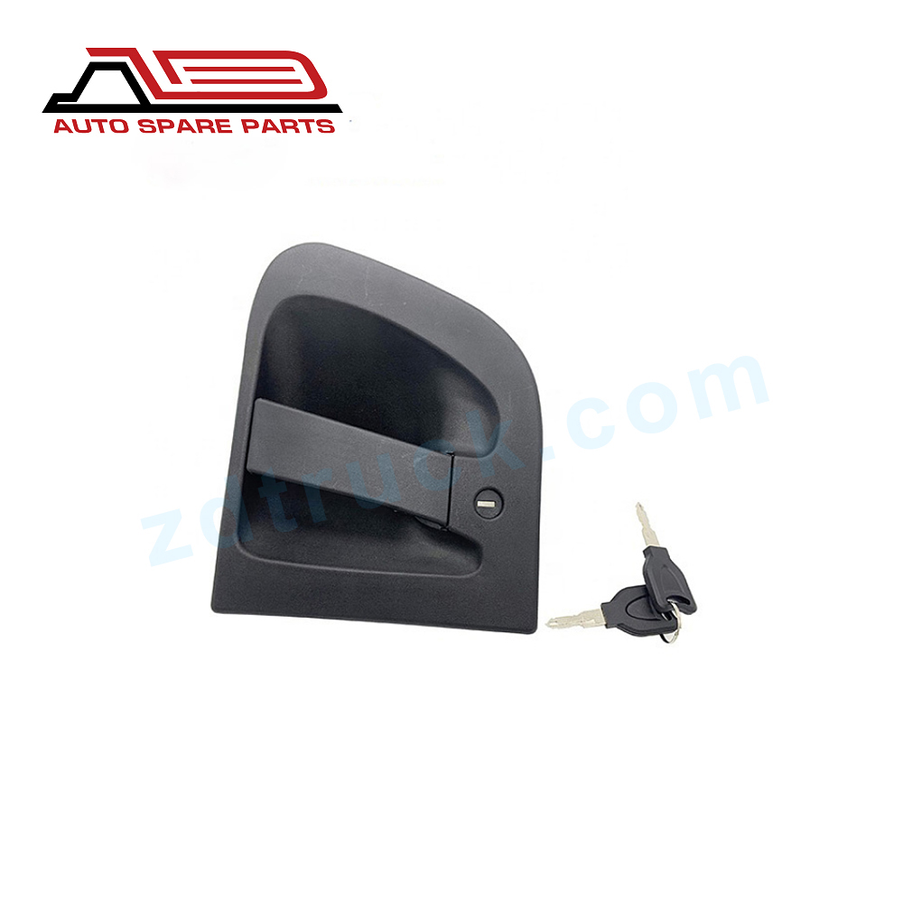 LH 5001858129 RH 5001858130 Depehr European Truck Body Parts Renault Premium Trailer Plastic Outside Door Handle