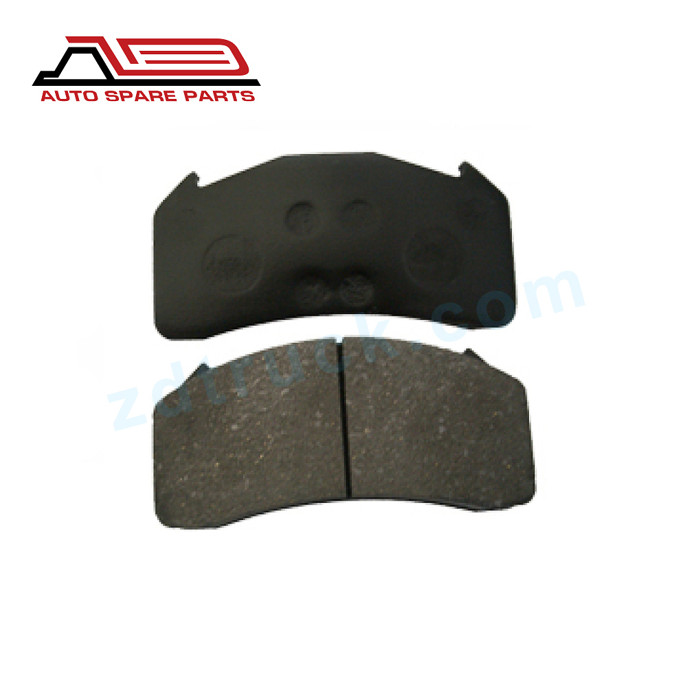 Truck Brake Pad WVA 29136 for Volvo Truck FL 180, F220, F250