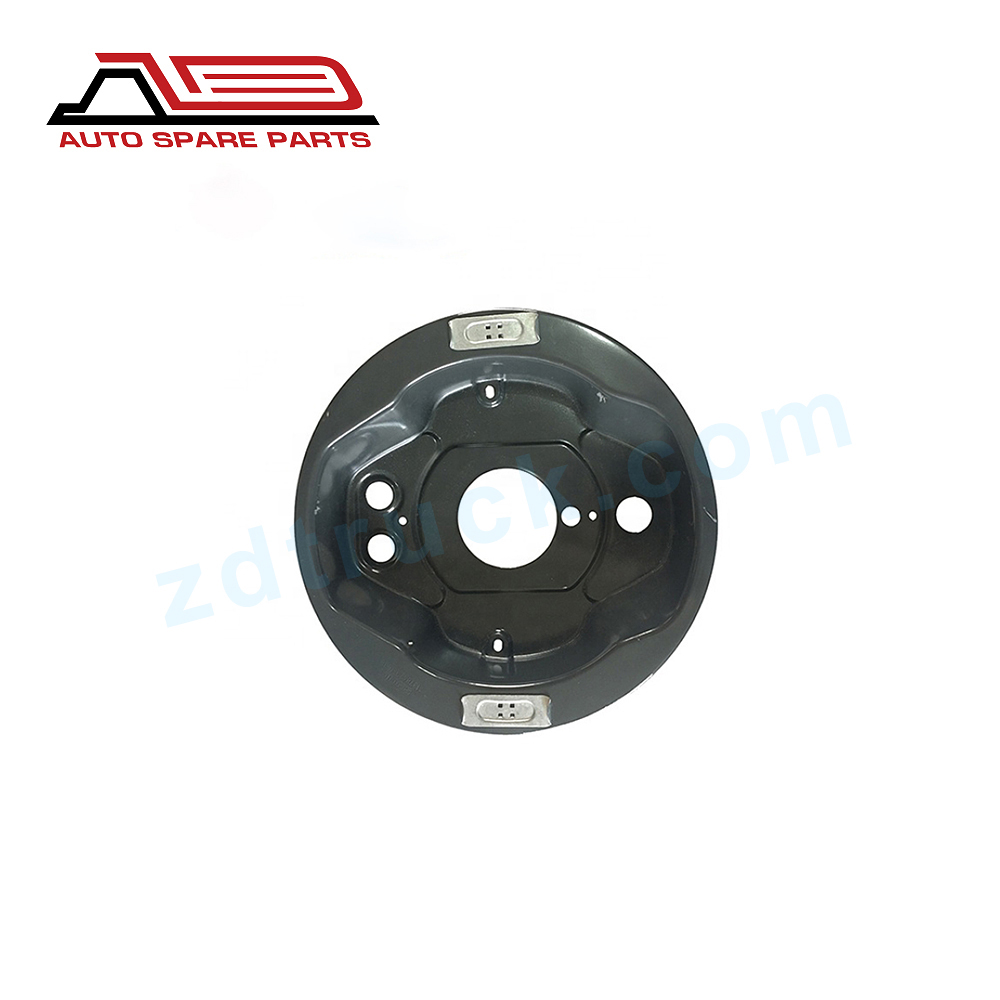 For SC P/G/R/T-, 2/3/4-Series Trucks Steel Brake Dust Shield  1378429