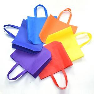 Hot New Products China Sublimation Blank Non-Woven Shopping Bag
