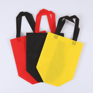 Wholesale customization high quality colorful bag non woven fabric bag