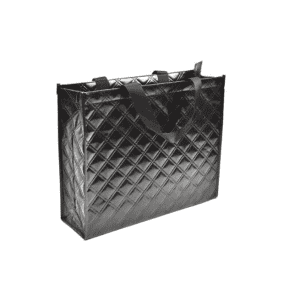 Embossed Promotional Non Woven Bag Laser Metal Film No-Woven Tote Bag