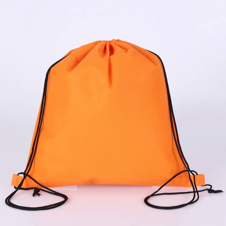 Non Woven Drawstring Backpack Featured Image