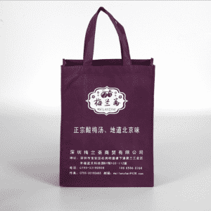 Eco Friendly Product Wholesale Recyclable Customized print non woven bag