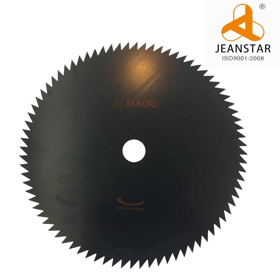 Hot Sale 40T 60T 80T 255mm Brush Cutter Blade