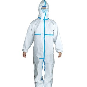 Protection Suit Disposable Medical Protective C...