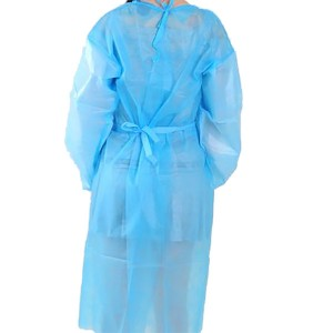 New Fashion Design for Protective Surgical Protective Clothing - Disposable Isolation Medical Sterile Surgical Gown – Zhongmaohua