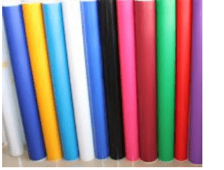 PVC Surface material types