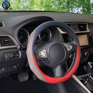 OEM/ODM China Red Steering Wheel Cover - Customized Steering Wheel Cover SWC-61501~15 – Yuancheng