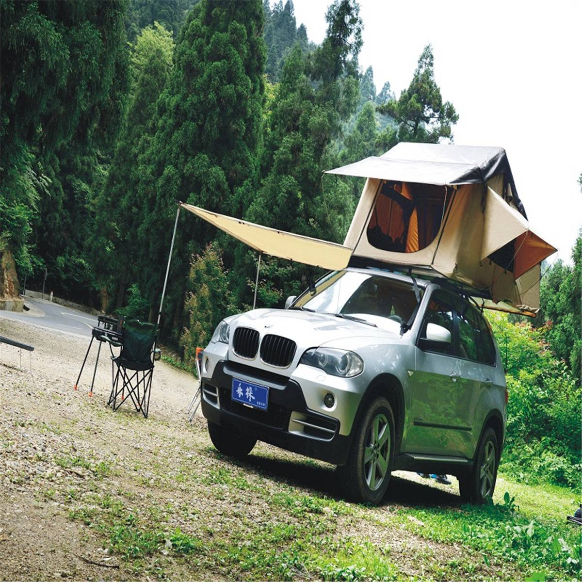 Manual folding roof tent Featured Image