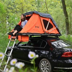Roof Tent- Folding Manually