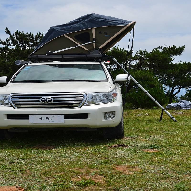 Soft top automatic single driving tent/soft top manual single driving tent Featured Image