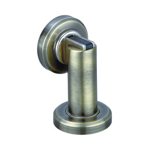 Zinc Alloy Door Stopper round with magnet