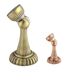 zinc alloy door stops color as customized