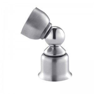 Stainless Steel Door Stopper Series 156 Satin silver