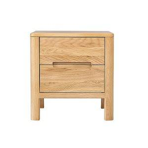 Double Bedside Cabinet